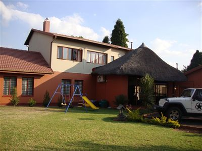House for sale in Wierdapark