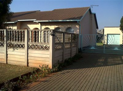 For Sale, House, Leondale -Ref No 2986879 ZAR 950,000