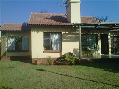 Waterval East property for sale. Ref No: 3124041. Picture no 1