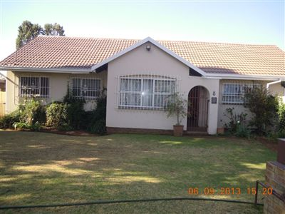 House for sale in Visagie Park