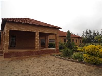 For Sale, House, Louis Trichardt -Ref No 3160426 ZAR 3,400,000