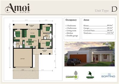 House for sale in Idasvallei
