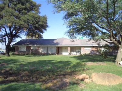 Vredefort, Vredefort Property  | Houses For Sale Vredefort, Vredefort, Farms 4 bedrooms property for sale Price:8,480,000