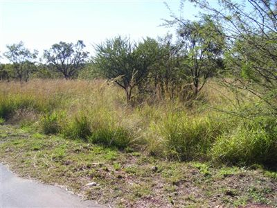 Vacant Land for sale in Burkea Park Estate