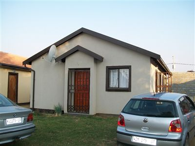 Buhle Park House For Sale in Germiston ZAR 410,000