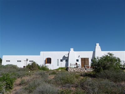 House for sale in Paternoster