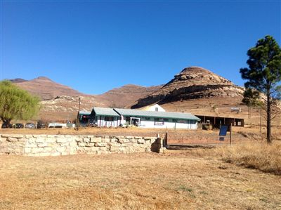 Vacant Land for sale in Clarens
