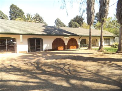 House for sale in Rosashof
