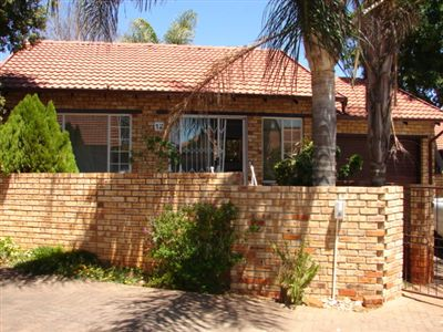 Safari Gardens And Ext property for sale. Ref No: 3248181. Picture no 1