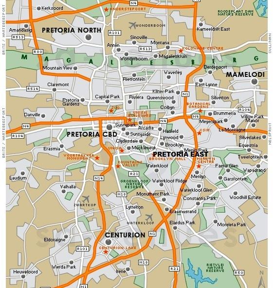 Suburb Reviews And Reports  Harcourts Pretoria East
