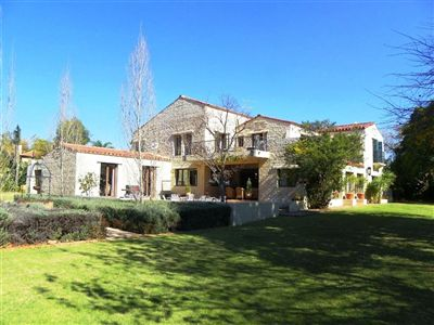 Property and Houses for sale in Waterkloof, House, 6 Bedrooms - ZAR 55,000,000