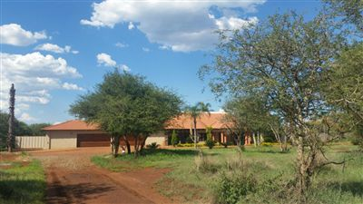 Thabazimbi, Thabazimbi Property  | Houses For Sale Thabazimbi, Thabazimbi, Farms 5 bedrooms property for sale Price:3,700,000
