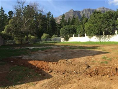 Stellenbosch, Paradyskloof Property  | Houses For Sale Paradyskloof, Paradyskloof, Vacant Land  property for sale Price:4,270,000
