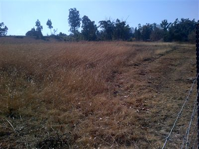 Vacant Land for sale in Mooi River