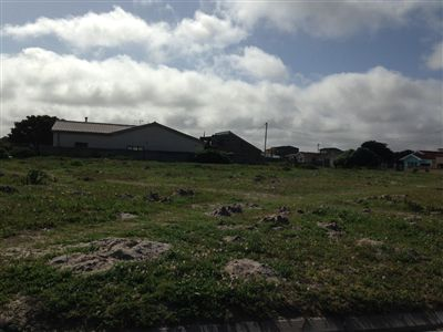 Vacant Land for sale in Middedorp