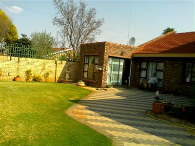 Klerksdorp, Flamwood Property  | Houses For Sale Flamwood, Flamwood, House 3 bedrooms property for sale Price:1,250,000