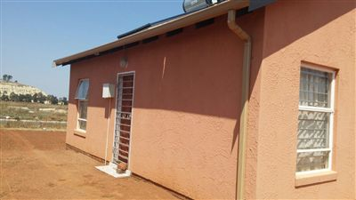 Soweto, Bram Fischerville Property  | Houses For Sale Bram Fischerville, Bram Fischerville, House 2 bedrooms property for sale Price:430,000
