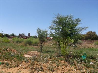 Klerksdorp, Neserhof & Ext Property  | Houses For Sale Neserhof & Ext, Neserhof & Ext, Vacant Land  property for sale Price:125,000
