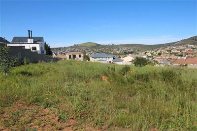 Vacant Land for sale in Van Riebeeckshof