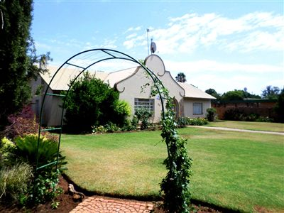 Ventersdorp property for sale. Ref No: 13273168. Picture no 1
