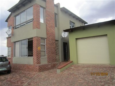 Potchefstroom, Dassie Rand Property  | Houses For Sale Dassie Rand, Dassie Rand, Townhouse 2 bedrooms property for sale Price:800,000