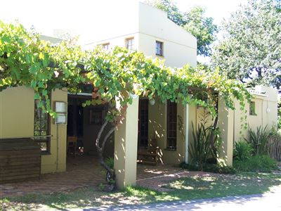 Stellenbosch property for sale. Ref No: 13287865. Picture no 1