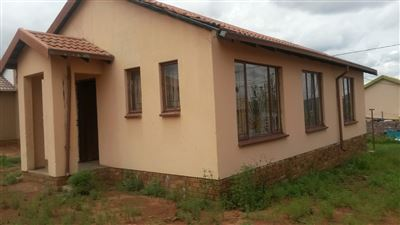 Property Mabopane : Houses For Sale Mabopane (All), Mabopane, House 3 bedrooms property for sale Price:450,000