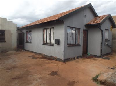 Soweto, Protea Glen Ext 11 Property  | Houses For Sale Protea Glen Ext 11, Protea Glen Ext 11, House 2 bedrooms property for sale Price:580,000