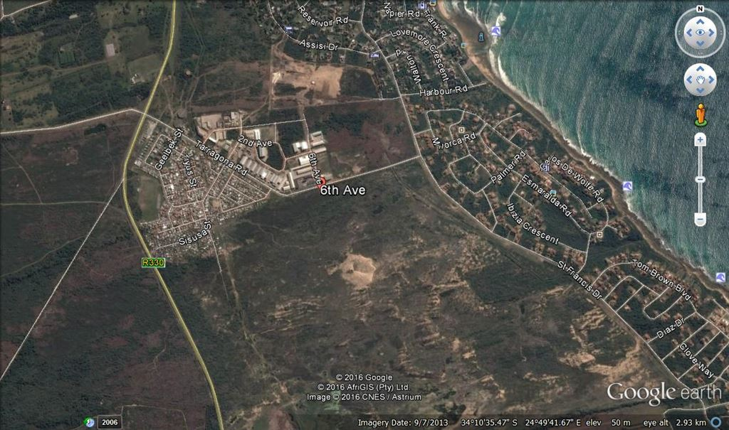 Vacant land for Sale in St Francis Bay