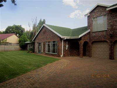 Potchefstroom, Mooivallei Park Property  | Houses For Sale Mooivallei Park, Mooivallei Park, House 3 bedrooms property for sale Price:2,400,000