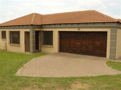Witbank And Ext property for sale. Ref No: 13307210. Picture no 1