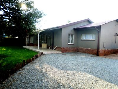 Ventersdorp property for sale. Ref No: 13308368. Picture no 1