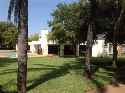 Pretoria, Wonderboom Property  | Houses For Sale Wonderboom, Wonderboom, House 5 bedrooms property for sale Price:9,800,000