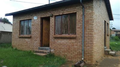 Witbank, Kwaguqa Property  | Houses For Sale Kwaguqa, Kwaguqa, House 2 bedrooms property for sale Price:375,000