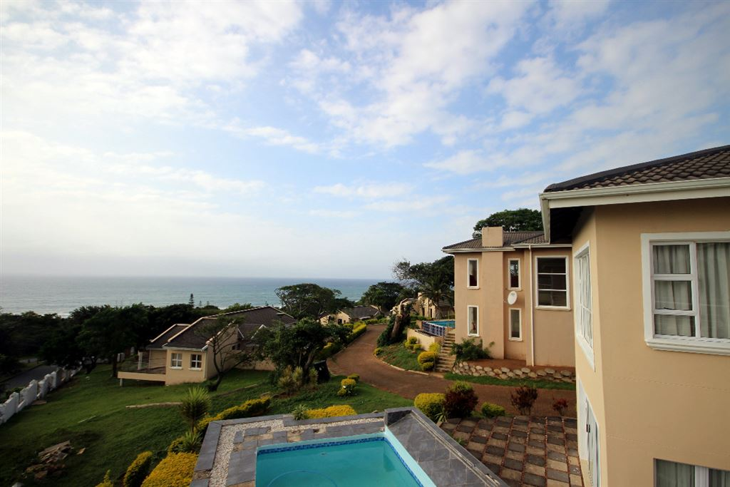 Development with good sea views - Clansthal