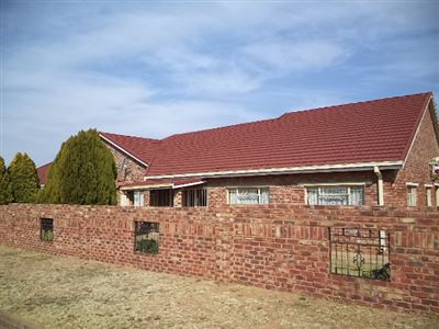 Vredefort property for sale. Ref No: 13244006. Picture no 1
