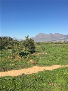 Vacant Land for sale in Winelands Estate