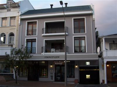 Apartment for sale in Stellenbosch