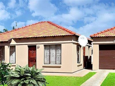 Pretoria, Amandasig & Ext Property  | Houses For Sale Amandasig & Ext, Amandasig & Ext, House 2 bedrooms property for sale Price:596,600