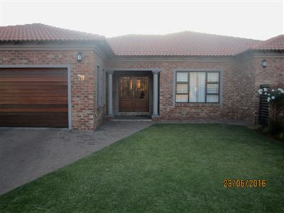 Potchefstroom, Tuscany Ridge Property  | Houses For Sale Tuscany Ridge, Tuscany Ridge, House 4 bedrooms property for sale Price:2,700,000