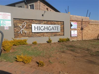 Witbank And Ext property for sale. Ref No: 13354755. Picture no 1
