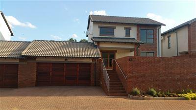 Centurion, Eldo View Property  | Houses To Rent Eldo View, Eldo View, Townhouse 4 bedrooms property to rent Price:, 15,00*