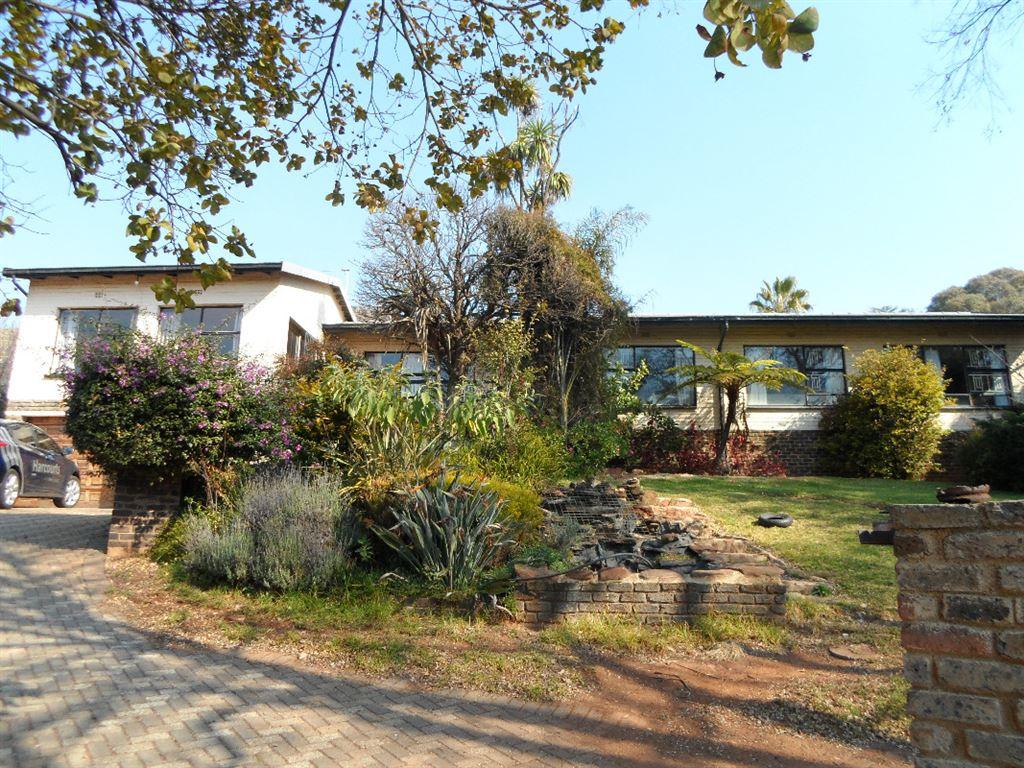 All the B's, Big House, Big Garden & Borehole