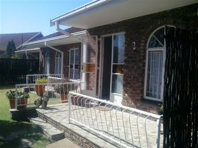 Parys property for sale. Ref No: 13364711. Picture no 1