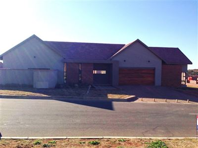 Bloemfontein, Wild Olive Estate Property    Houses For Sale Wild Olive Estate, Wild Olive Estate, House 4 bedrooms property for sale Price:2,589,000