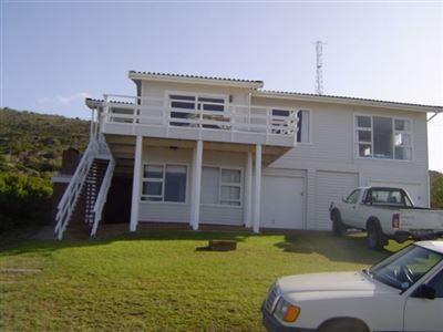 Stilbaai, Jongensfontein Property  | Houses For Sale Jongensfontein, Jongensfontein, House 4 bedrooms property for sale Price:1,845,000