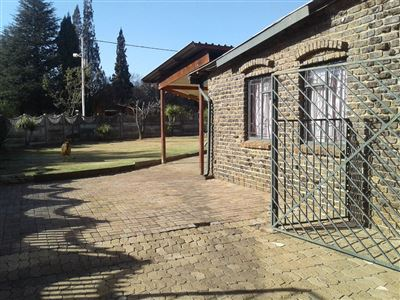 Witpoortjie & Ext property for sale. Ref No: 13366699. Picture no 26