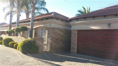 Rustenburg, Safari Gardens Property  | Houses To Rent Safari Gardens, Safari Gardens, Townhouse 3 bedrooms property to rent Price:,  9,50*