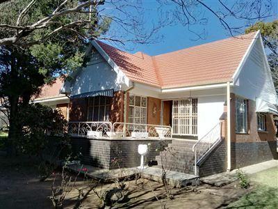 Parys property for sale. Ref No: 13372222. Picture no 1