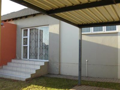 Witbank, Tasbet Park & Ext Property  | Houses For Sale Tasbet Park & Ext, Tasbet Park & Ext, Townhouse 3 bedrooms property for sale Price:764,000
